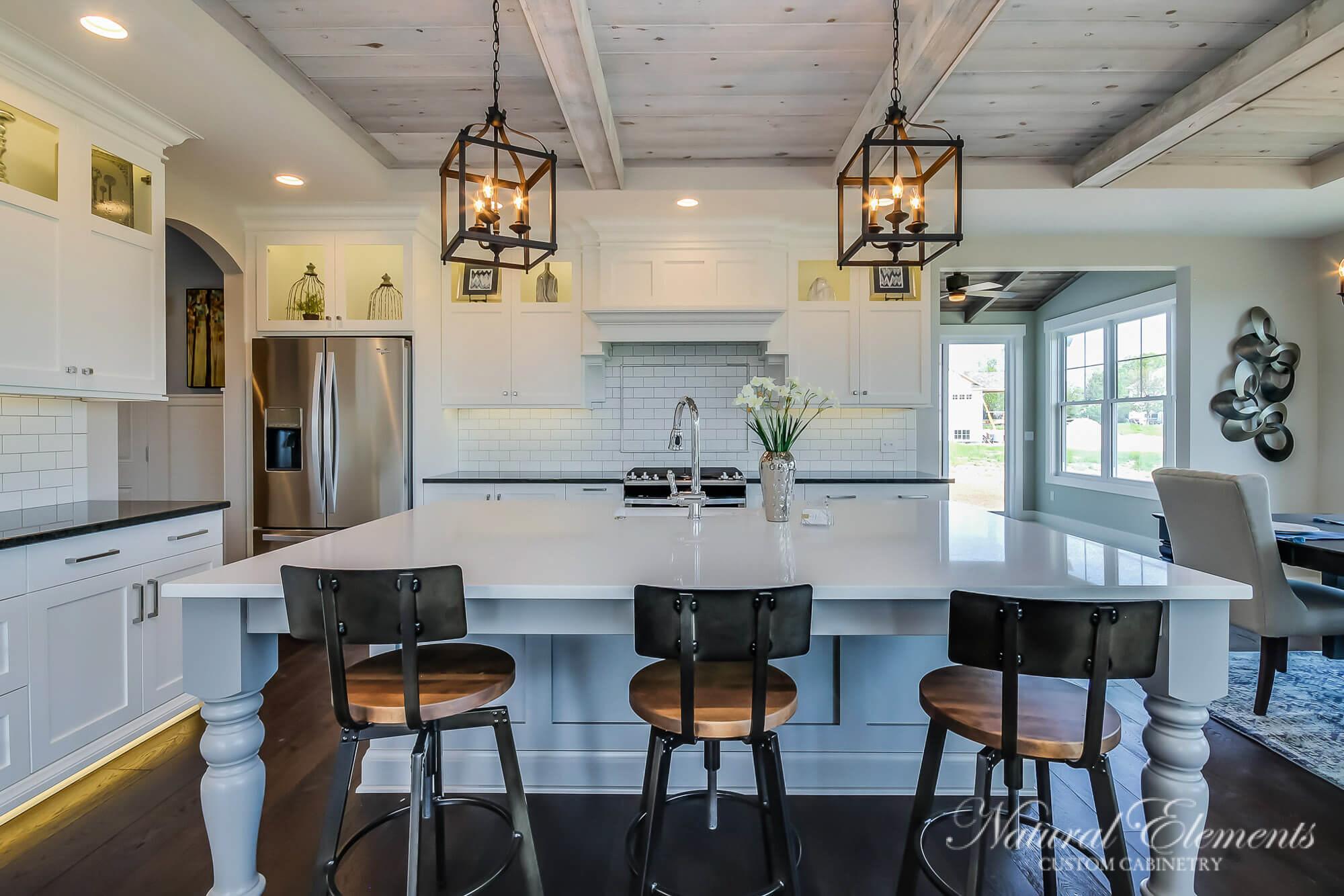 farmhouse kitchen turned legsweb 1