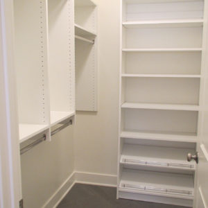 white melamine mudroom closetweb